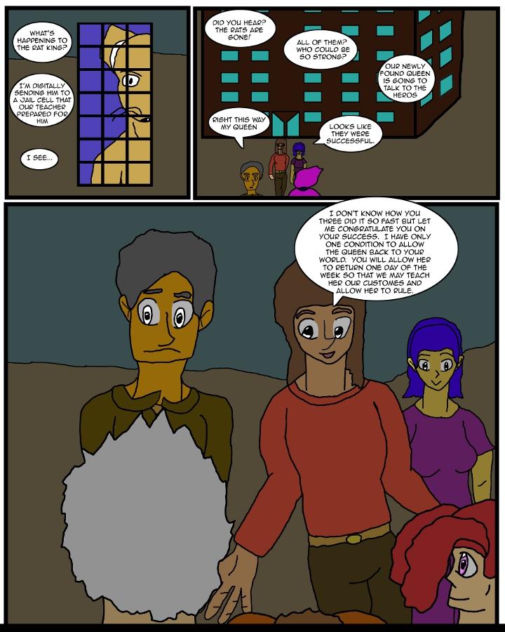 Comic 43 - Jailed Rat 06-05-11